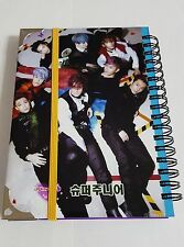 SUPER JUNIOR Special Photo Diary Notebook Notepad Paper Memo KPOP Korean Gift