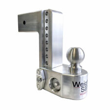 """Weigh Safe 2-Ball Mount w/ Built-In Scale - 3"""" Hitch - 8"""" Drop, 8"""" Rise - 21K"""