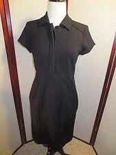 """Diane von Furstenberg Black """"Bund"""" Dress *GREAT*"""
