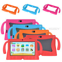 """XGODY Kids Tablet PC 16G Android 8.1 1.3GHz 7"""" Bluetooth Quad-core Bundle Case"""