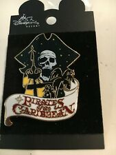 Pirates Of The Caribbean *****NEW***** Disney Pin
