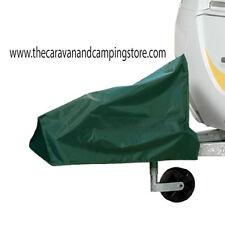 Caravan / Trailer Hitch Cover - GREEN - Will fit AlKo & Winterhoff Hitch Heads