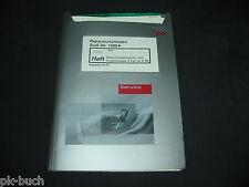 Werkstatthandbuch Audi A6 C5 Diesel Einspritzanlage Vorglühanlage 4-Zyl. ab 1998
