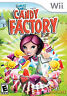 Candy Factory WII Strategy / Puzzle (Video Game)
