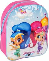 Shimmer and Shine Girls Kids Backpack School Travel Holiday Bag