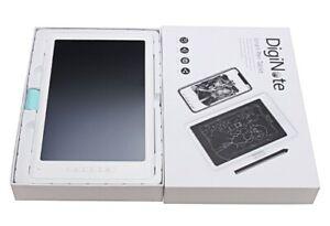 DigiNote - Smart Pen Tablet - Black