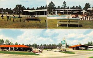 Ga Howard Johnson's Motor Lodge & Restaurant US 1 301 23 Folkston