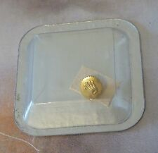 Rolex 18K Gold Crown Factory Sealed, Part #243 24-26B300-8