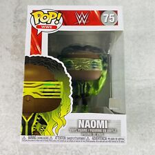 Funko - POP WWE: Naomi  Brand New In Box BX5