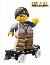 LEGO MINIFIGURES SERIES 4 8804 Street Skater