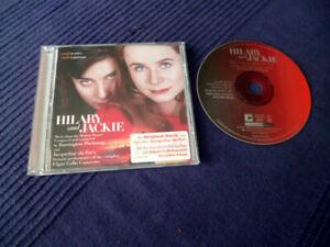 CD Soundtrack Hilary & Jackie Barrington Pheloung Emily Watson Rachel Griffiths