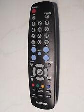 SAMSUNG BN59-00678A LCD HD/TV REMOTE CONTROL ORIGINAL PL42A410C1D, LN40A330