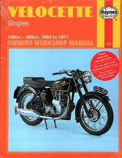Velocette Motorcycle Repair Manuals & Literature for sale | eBay on