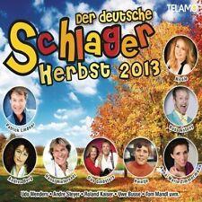 Der deutsche Schlager Herbst 2013 Nicole, Udo Wneders, Sebastian Charel.. [3 CD]
