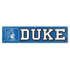 Duke Blue Devils NCAA Weather Resistant 8ft Banner