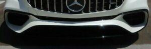 Mercedes OEM Gloss Black Front Bumper Trim C217 S 63 AMG Coupe Convertible 2018+