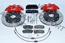 20 VW330 02X V-MAXX BIG BRAKE KIT fit VW Bora Est 1.8T 2.3 V5 2.8 V6 1.9TD 98>04
