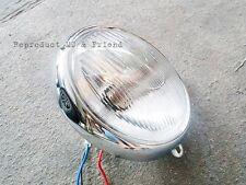 Honda CT90 ST90 SL100 SL125 SS125A XL100 XL125 Head Light Headlight Assy (6V.)