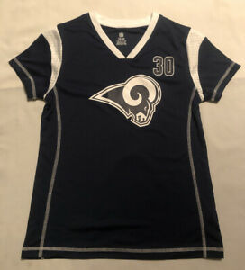 NWOT Los Angeles Rams Todd Gurley II #30 Kids Youth Girls Jersey Large (10-12)