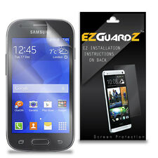 2X EZguardz LCD Screen Protector Skin HD 2X For Samsung Galaxy Ace Style (Clear)