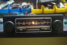 Oldtimer GRUNDIG WELTKLANG WK 2005 autoradio