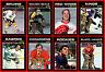RETRO 1970s NHL WHA High Grade Custom Made Hockey Cards U-PICK Series 1 THICK