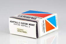 TAMRON ADAPTALL-2 CUSTOM MOUNT CONTAX YASHICA C/Y NEW BOXED OLD STOCK
