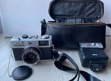 Olympus 35 Rc Rangefinder Film Camera E. Zuiko Lens 42mm/F2.8. Nicely Price