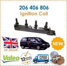 For Peugeot 206 307 406 407 607 806 Valeo Ignition Coil Pack New 5970-98