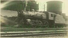 8C560 RPPC 1920s?40s TH&B TORONTO HAMILTON BUFFALO RAILROAD 4-6-0 LOCO 8 BUFFALO