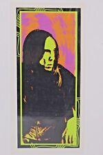 Iggy Pop Concert Poster Mark Arminski Handbill Flyer