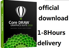 CorelDRAW Graphics Suite 2018 License KEY OFFICIAL DOWNLOAD ExtraFAST Delivery