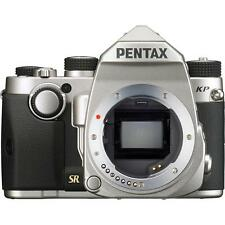 Pentax KP Digital SLR Camera Body in Silver (UK Stock) BNIB