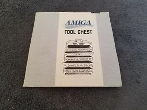 Amiga World Tool Chest Sampler Software Kit For The Amiga