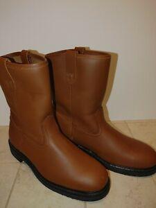Mason Shoe Velvet Eez Boots sz 8d