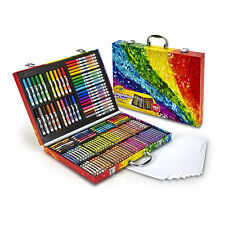 Drawing Art Set Painting Color Artist Kit Pencil Crayon Marker Case 140 Pieces