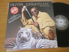 LP - OLIVER CHEATHAM - STAND FOR LOVE - LIMITED EDITION JAPAN