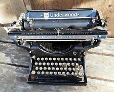 Vintage Underwood Standard Typewriter No.3.