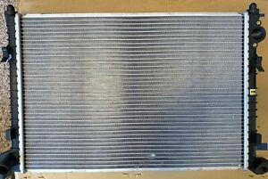 TYC 2747 Compatible with MINI COOPER 1-Row Plastic Aluminum Replacement Radiator