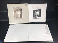 VINYLE VYNIL  33 TOURS COFFRET 3 LP GEORGES BRASSENS 1952 1956