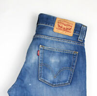Levi's Strauss & Co Hommes 506 Jeans Jambe Droite Taille W34 L34 AHZ246