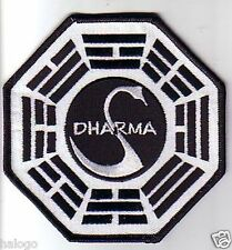 "LOST DHARMA ""SWAN"" INVERSE  PATCH - LST02"
