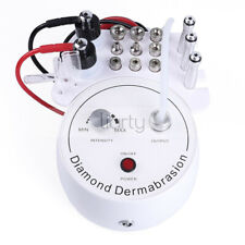 3 in 1 Hydro Microdermabrasion Facial Peeling Spa Diamond Dermabrasion Machine