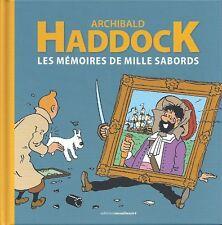 Archibald Haddock les mémoires de mille sabords - Hergé Moulinsart