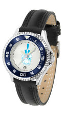 The Citadel Bulldogs Women's Leather Sports Watch