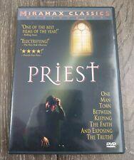 Priest (DVD, Widescreen, 1994)  Linus Roache Tom Wilkinson, Like New, Shipsn24