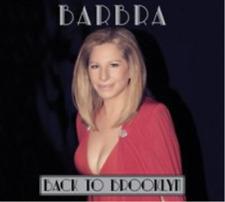 Barbra Streisand-Back to Brooklyn (US IMPORT) CD NEW