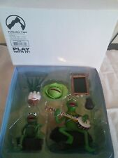 Muppets Rainbow Connection Kermit Prototype figure set By Palisades Toys