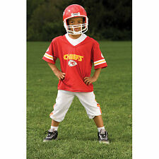 YOUTH SMALL Kansas City Chiefs NFL UNIFORM SET Kid Game Jersey Costume Age 4-6
