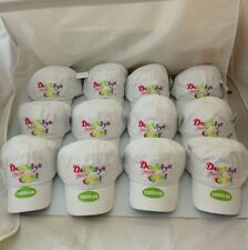 "(12) ""Daddy'S Fishin Girl"" Toddler Fishing Cap Outdoor Wholesale Lot Resale Caps"